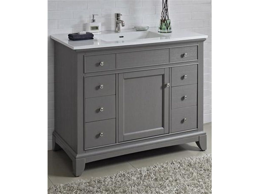 Modern Astonishing 42 Inch Bathroom Vanity Bathroom Pinterest 42 With in Lovely 42 In Bathroom Vanity