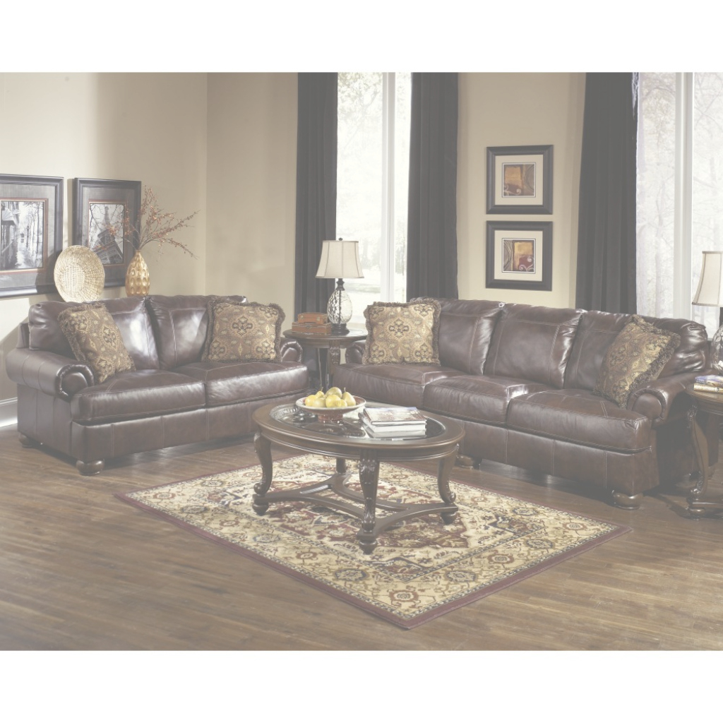 Modern Axiom Leather Living Room Setashley Furniture Texas