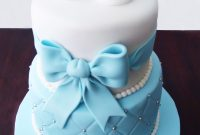 Modern Baby Boy Shower Cakes | Peche Petite with regard to Baby Boy Shower Cakes