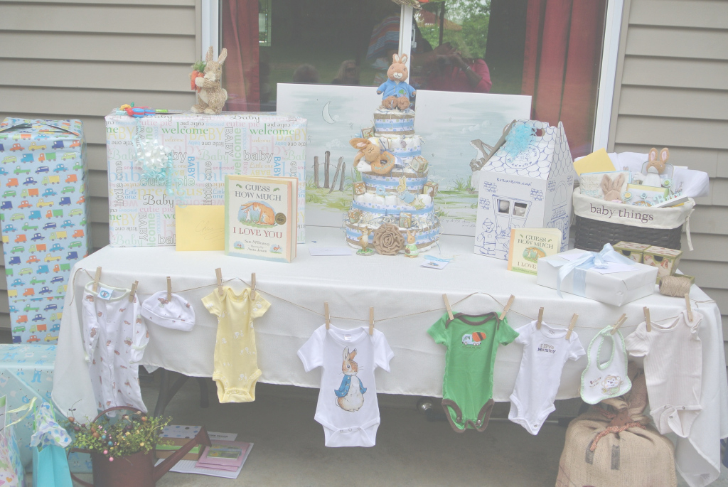 Modern Baby Shower Gift Table | My Stuff | Pinterest | Babies And Boy Baby for Pinterest Baby Shower Gifts