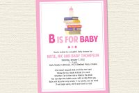 Modern Baby Shower Invite Poem | Invitations Ideas with regard to Best of Baby Shower Baby