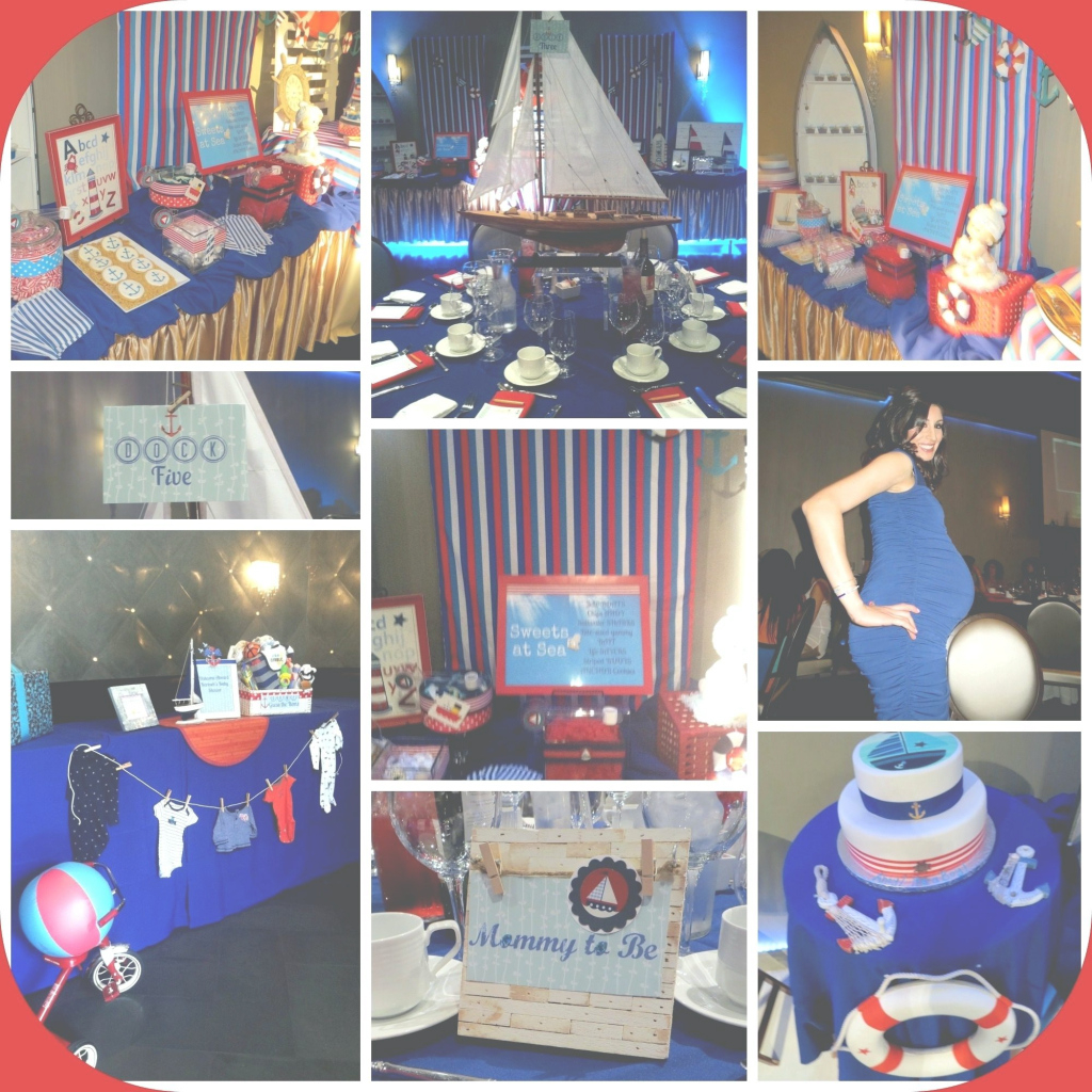 Modern Baby Shower Nautical – Amerisolar pertaining to Nautical Theme Baby Shower Decorations