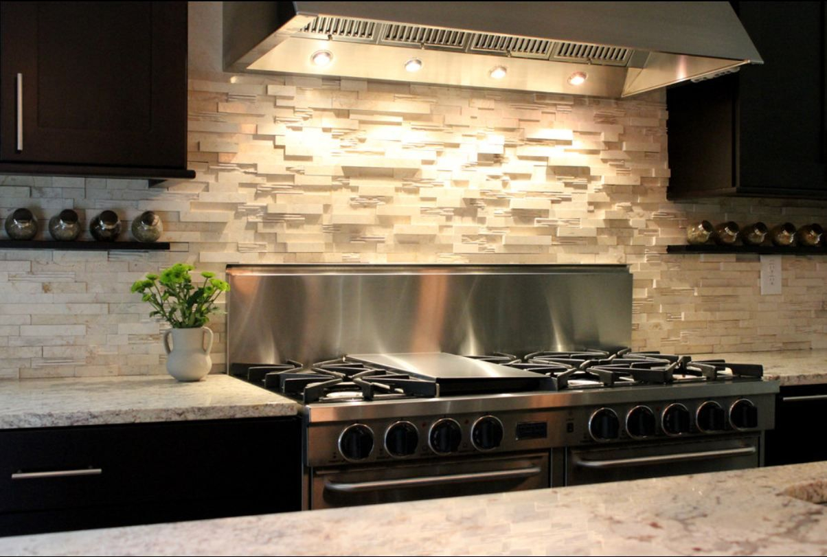 Modern Backsplash Tile 1204X811 Azura Stone Wall Cladding | Home Ideas with How To Install Stone Backsplash