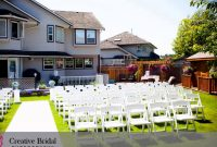 Modern Backyard Wedding | Backyard Wedding Ideas | Backyard Wedding Movie regarding Fresh How To Plan A Backyard Wedding