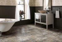 Modern Bathroom : Bathroom Flooring Option Bathroom Flooring Trend Flooring intended for Best of Flooring For Bathrooms