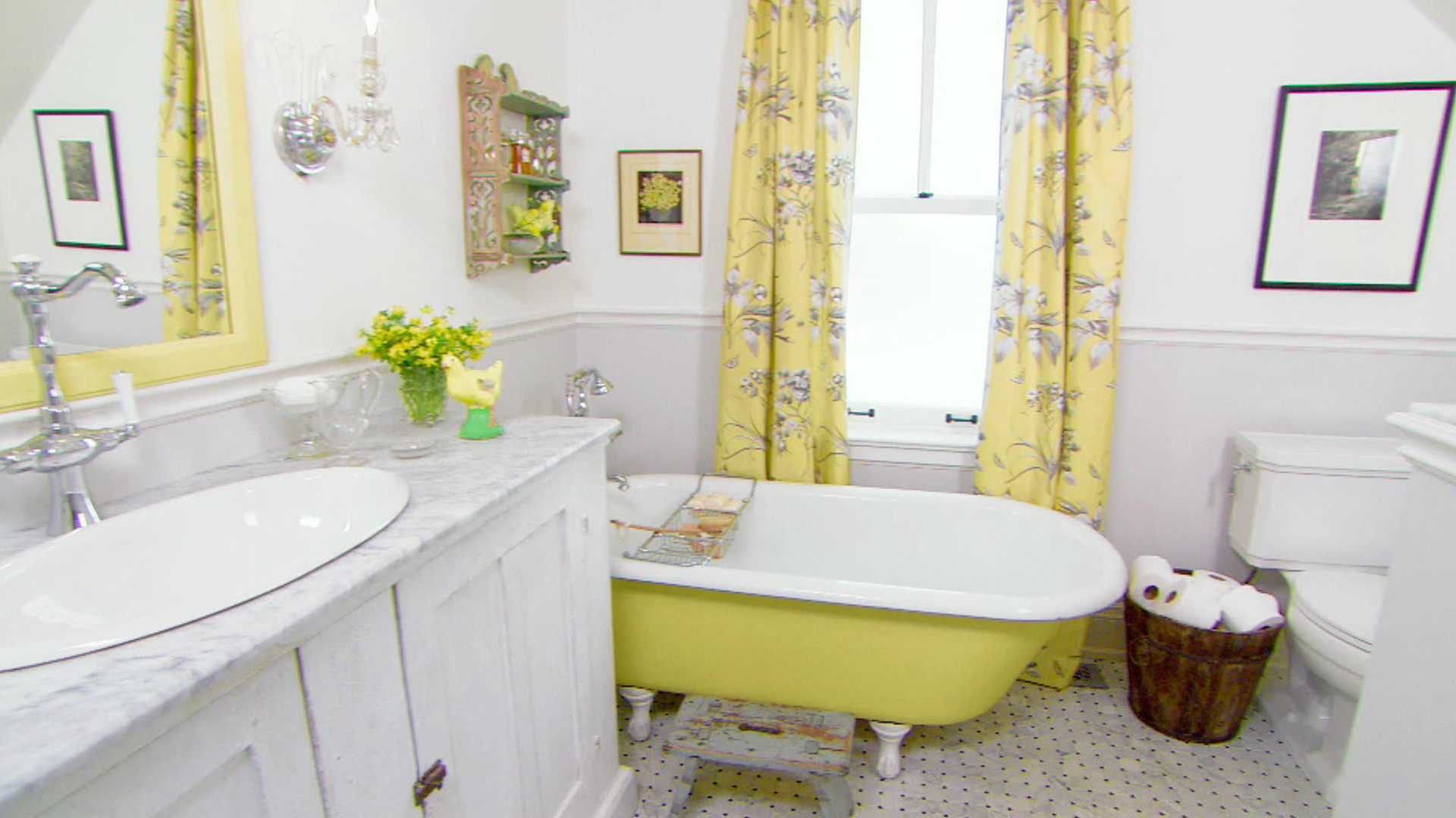 Modern Bathroom Colors | Hgtv with New Bathroom Ideas Colors