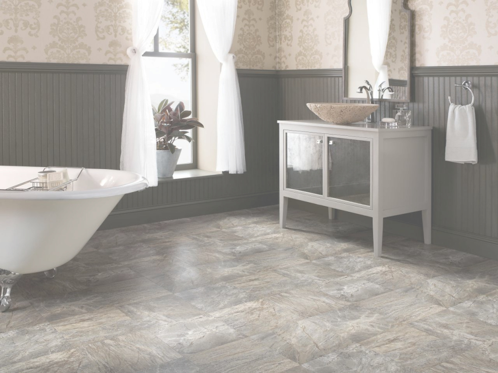 Modern Bathroom Floors Vinyl | Dodomi with regard to Vinyl Bathroom Flooring
