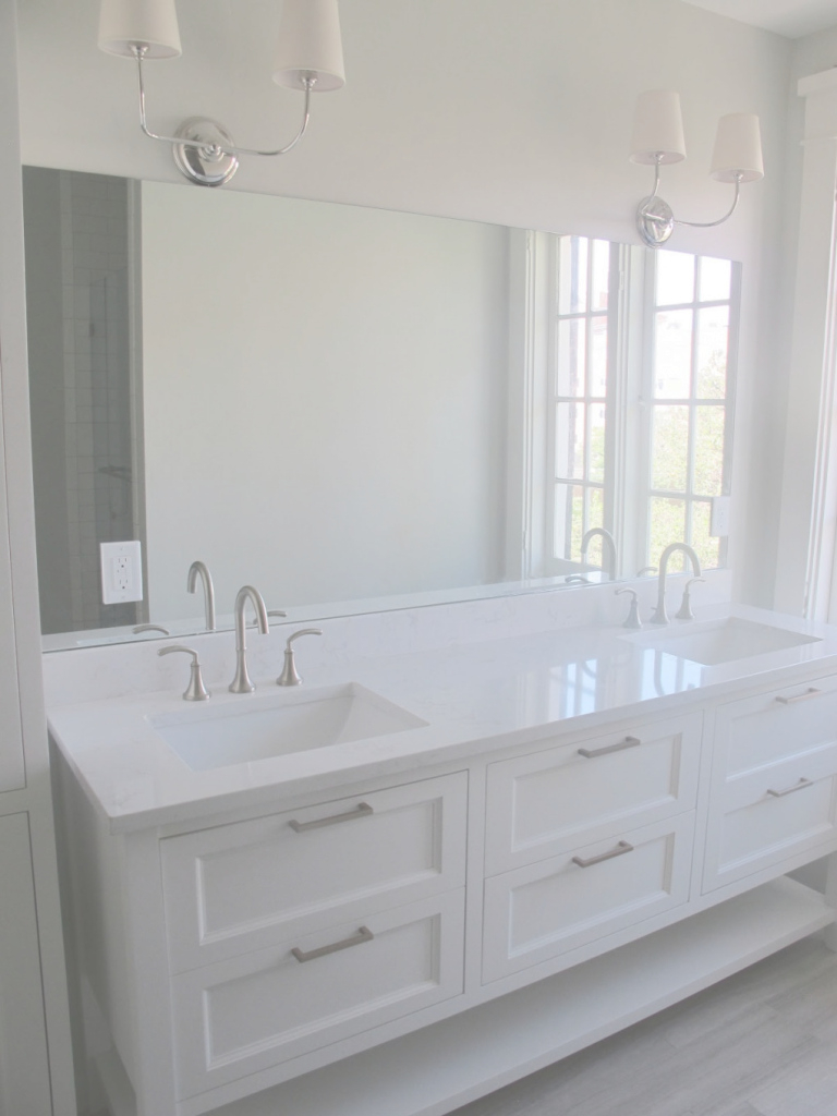 Modern Bathroom : Restoration Hardware Bath Cabinet Reviews Bathroom | Home within Restoration Hardware Bathroom Cabinets