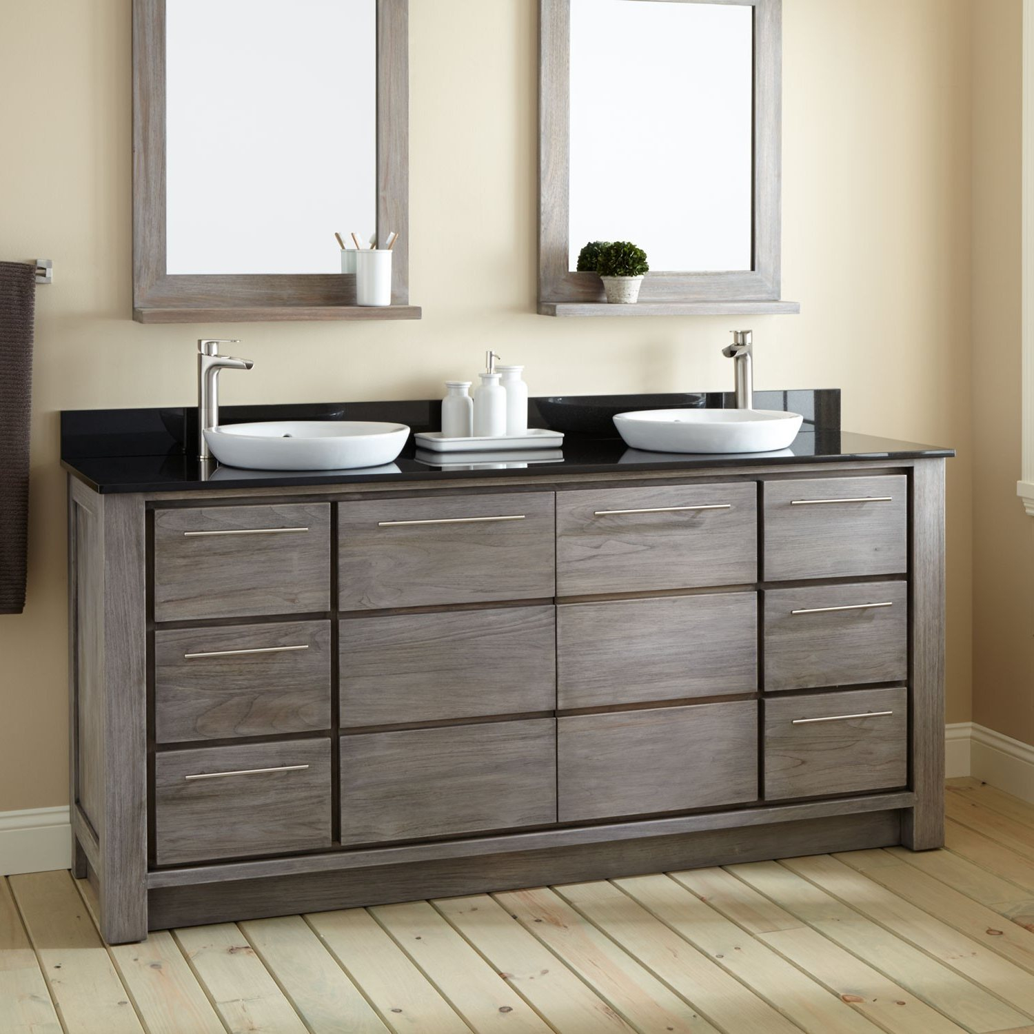 Modern Bathroom Sink : Double Sink Bathroom Vanity Bathroom Double Sink for Review Bathroom Sink And Vanity