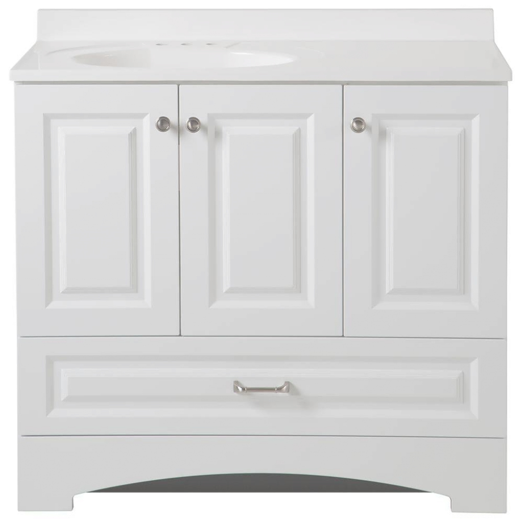Modern Bathroom Vanity : Above Counter Basins 84 Inch Bathroom Vanity White throughout 36 White Bathroom Vanity