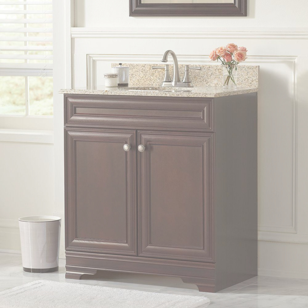 Modern Bathroom Vanity Home Depot Pertaining To Ideas Top Remodel 7 with Unique Home Depot Bathroom Vanities And Cabinets