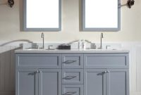 Modern Bathroom : Walmart Bathroom Vanity Double Sink Bathroom Vanities regarding Review Walmart Bathroom Vanities
