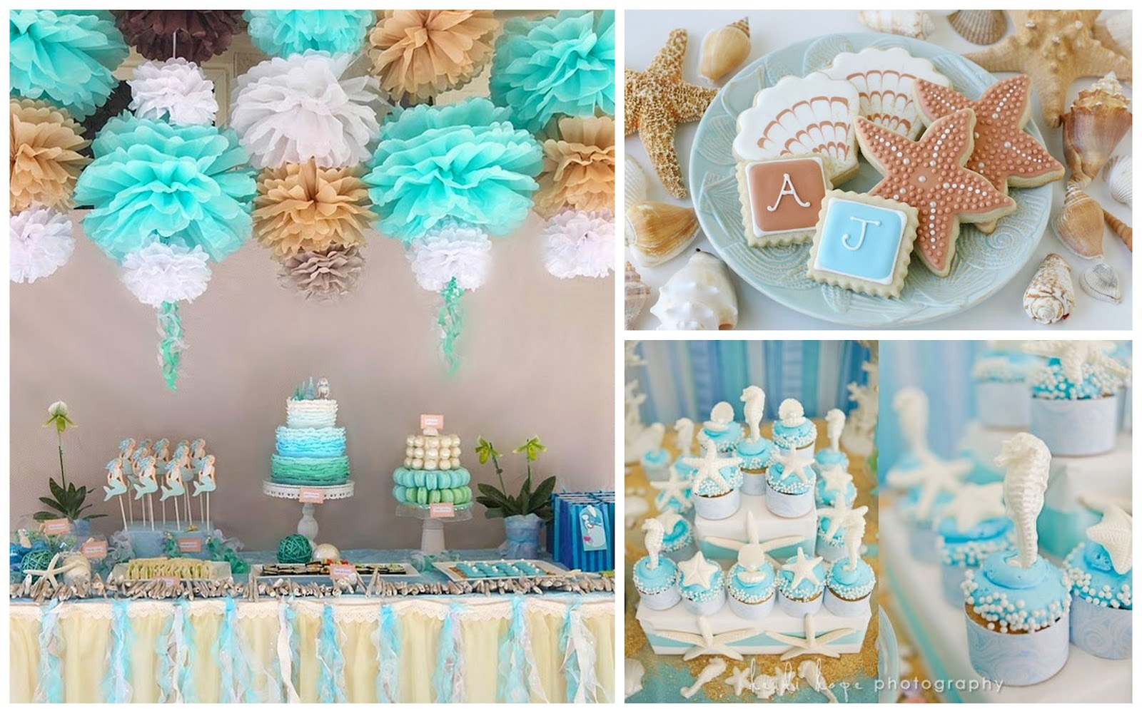 Modern Beach Themed Party Decorating Ideas - Elitflat intended for Beach Theme Party Decorations