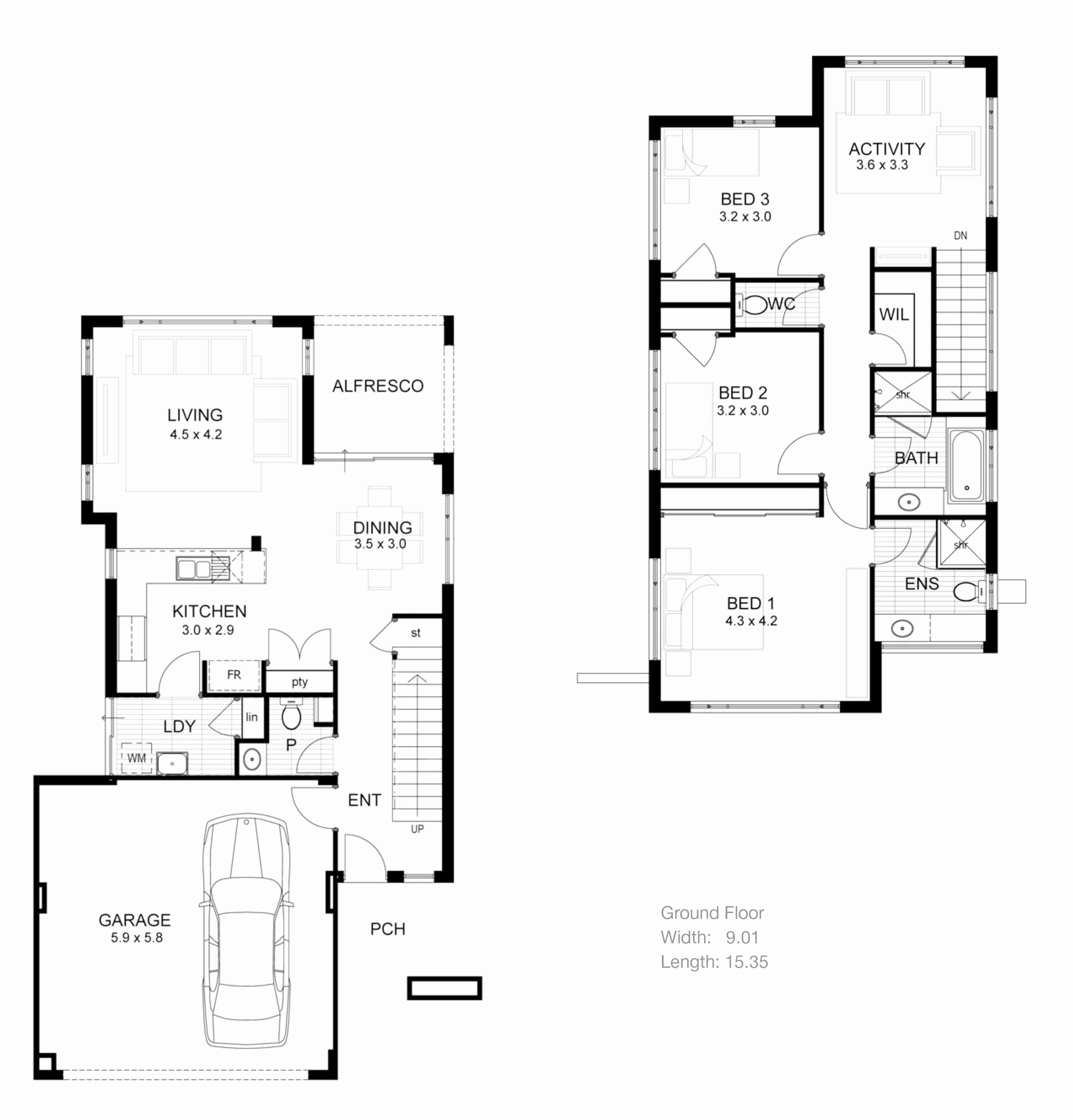 Modern Best 5 Bedroom House Plan Inspirational Bedroom Plan Small House with regard to Unique Small 5 Bedroom House Plans