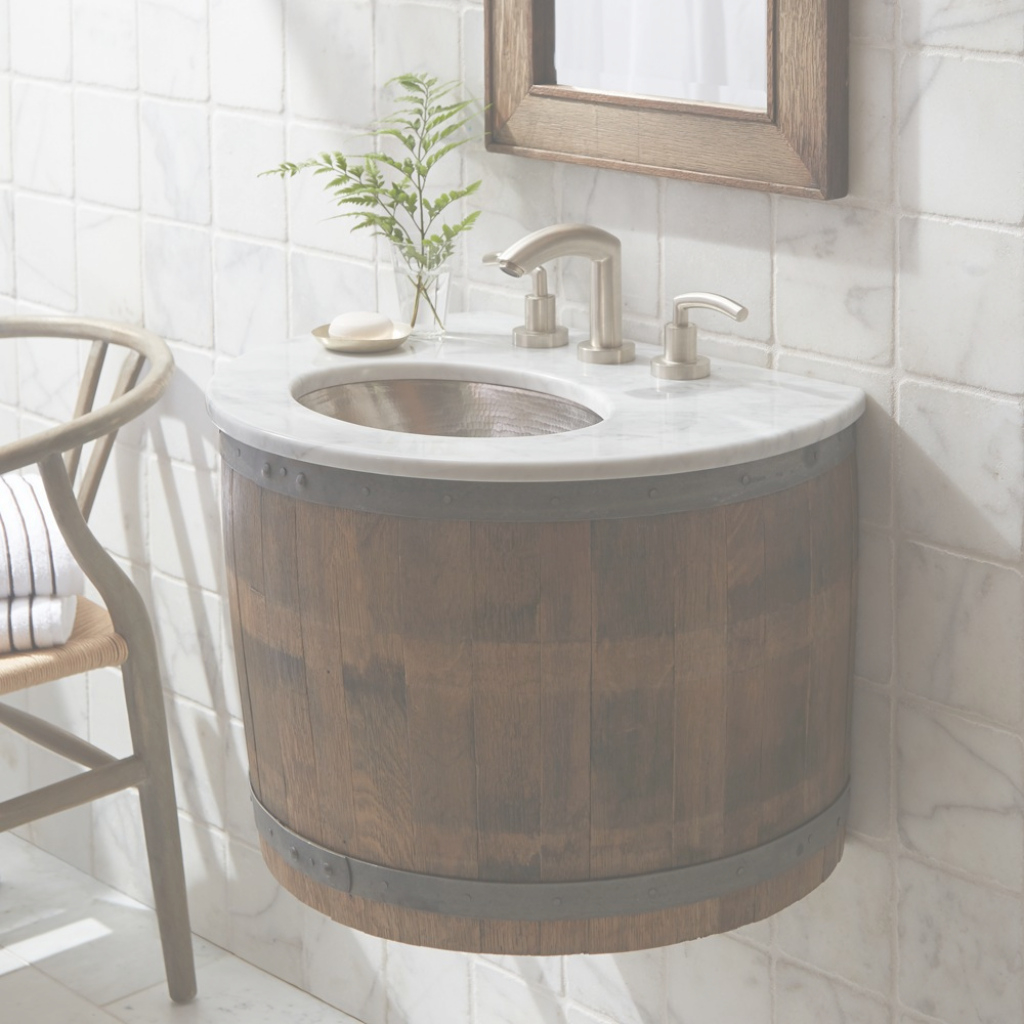 Modern Bordeaux Single Sink Bathroom Vanity Set | Native Trails with Single Sink Bathroom Vanity