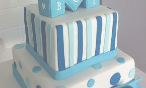 Modern Boy Baby Shower Cakes | Cakesdesign Our New Creations Other in Boy Baby Shower Cakes