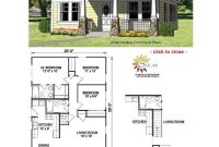 Modern Bungalow Floor Plans | Pinterest | Bungalow, Craft And Craftsman throughout Bungalow Home Plans