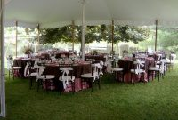 Modern Climbing. Tent Wedding Reception Ideas: Backyard Wedding Reception inside How To Plan A Backyard Wedding