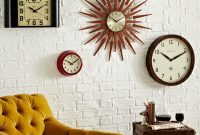 Modern Clocks. Terrific Wall Clocks For Living Room: Wall-Clocks-For-Living intended for Living Room Wall Clocks