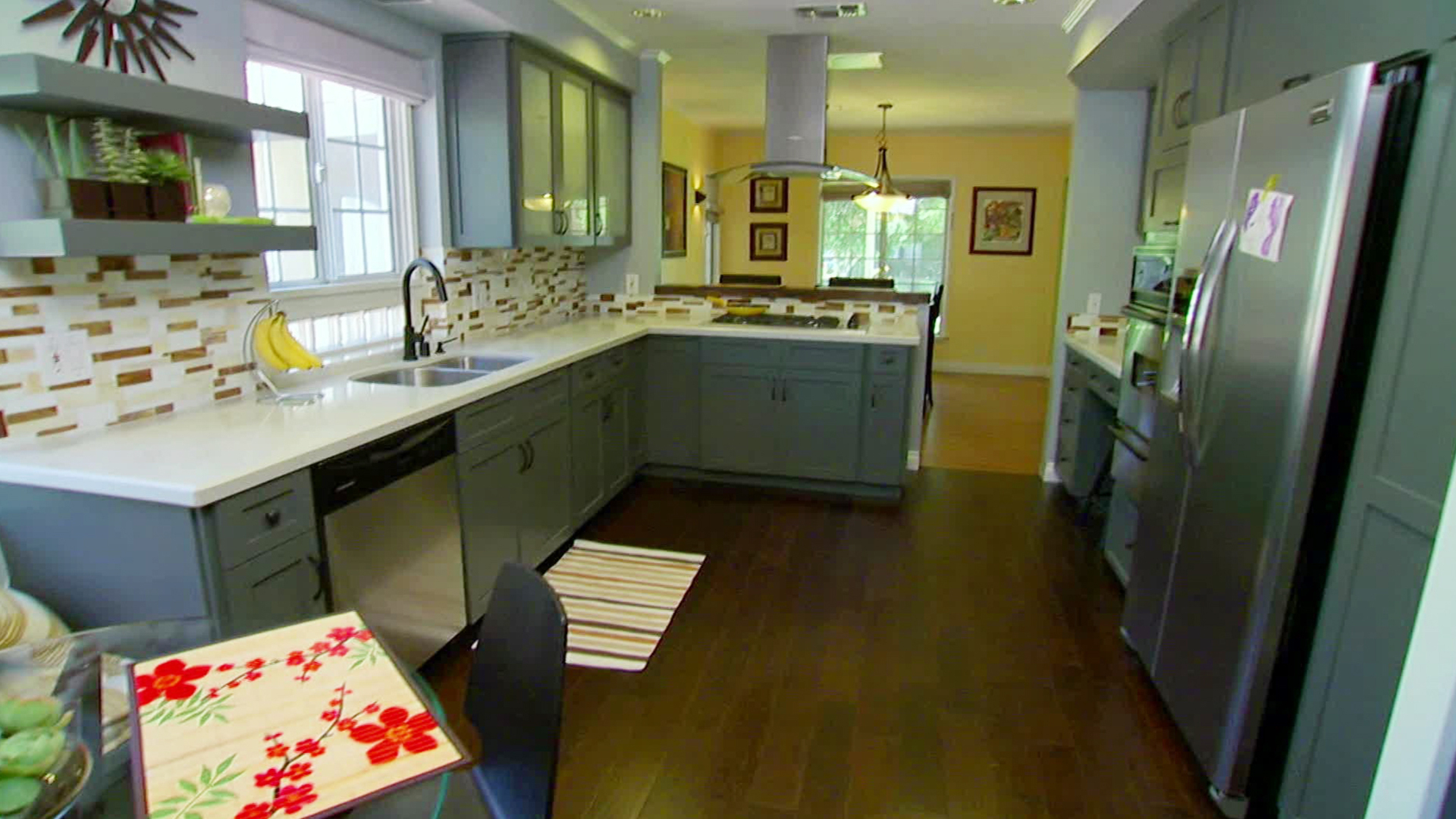 Modern Colonial Kitchen Design: Pictures, Ideas & Tips From Hgtv | Hgtv within Colonial Kitchen Design