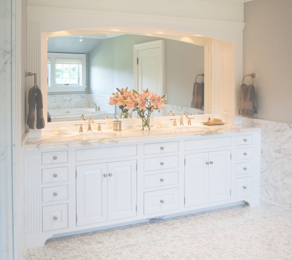 Modern Custom Bathroom Cabinets | Bathroom Cabinetry for New Custom Bathroom Vanity Cabinets