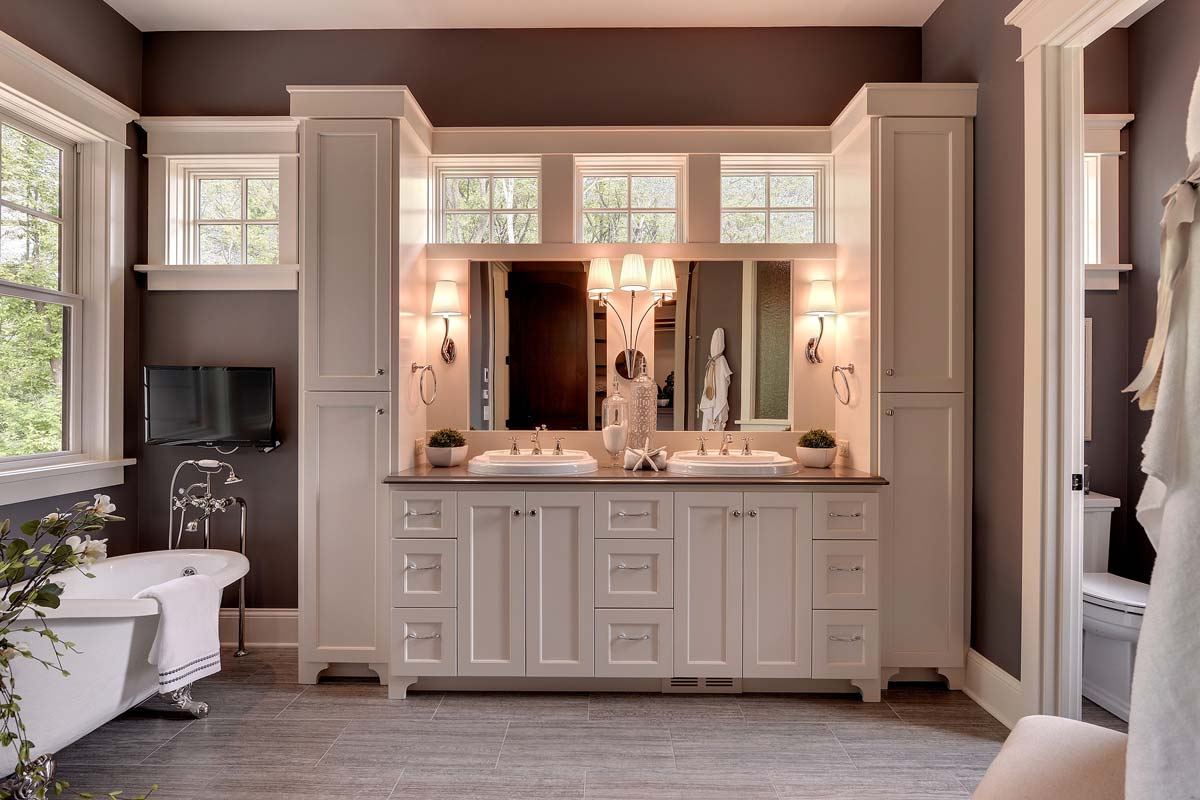 Modern Custom Bathroom Cabinets Mn | Custom Bathroom Vanity with regard to Bathroom Vanity Storage
