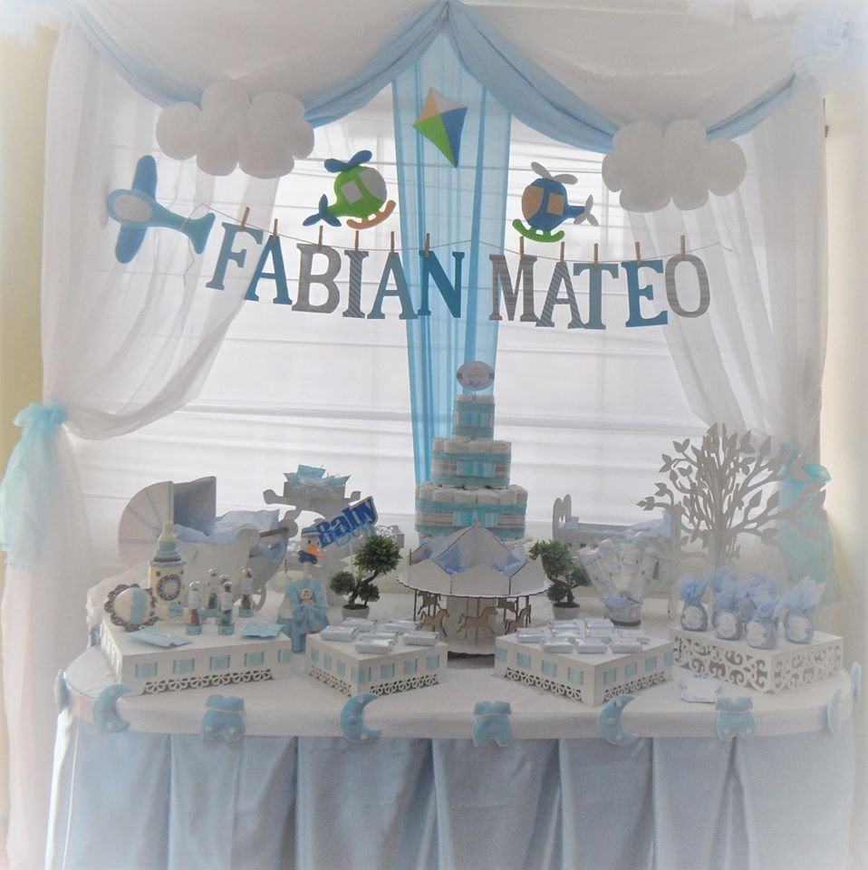 Luxury Adornos Para Baby Shower Niño Ideas House Generation
