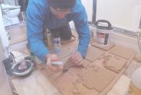 Modern Diy Cork Floor For Bathroom With Cheap Underlayment – Adhesive inside Cork Flooring For Bathroom
