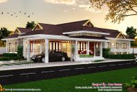 Modern Elegant Traditional Kerala House | Kerala Home Design | Bloglovin' in Inspirational Kerala Traditional House Plans With Photos