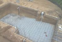 Modern Fiberglass Inground Pool Prices Building New Home With How To Build intended for Building Construction Process Step By Step Pdf