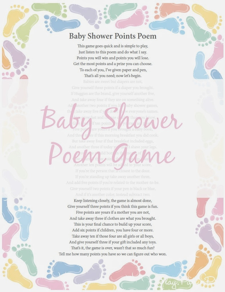 Modern Free Printable Baby Shower Games And More Games Everyone Will Love regarding Unique Most Hilarious Baby Shower Games
