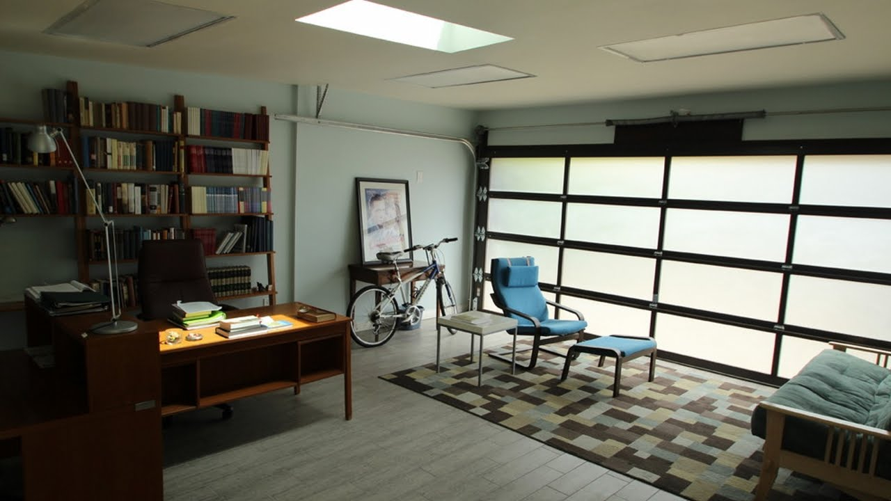 Modern Garage Conversion, Make The Most Of An Extra Space - Youtube with Awesome Converting A Garage Into A Bedroom