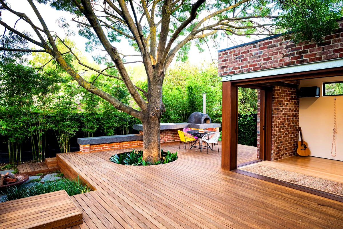 Modern Garden Ideas : Best Modern Backyard Patio Design Designs On Budget intended for California Backyard Roseville