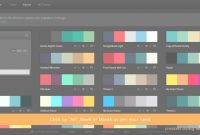 Modern Get Most Popular Color Palette From Adobe Kuler. with regard to Color Palette Adobe