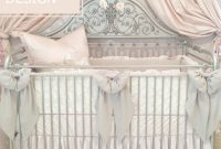 Modern Harlow's Blush Nursery | Pinterest | Blush Pink, Nursery And Linens for Inspirational Victorian Style Nursery