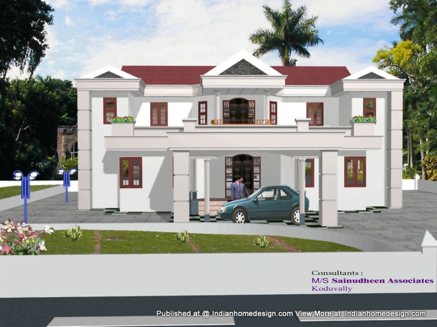 Modern Home Exterior Design Indian House Plans Vastu - Home Art Decor | #77672 for Indian Home Exterior Design