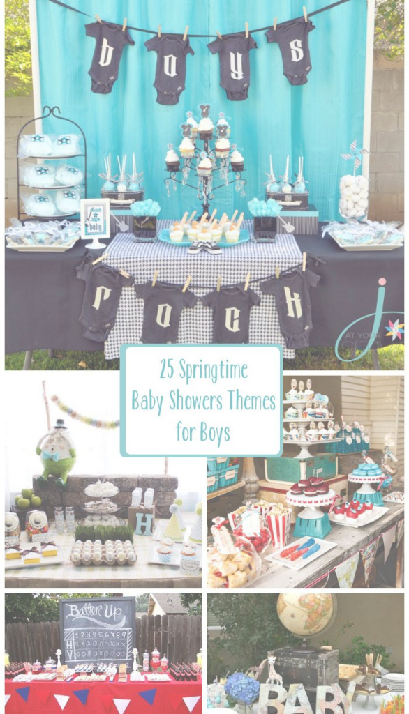 Modern Hosting Baby Shower Easy Themes Magnificent Theme Ideasr Twins Boy within Good quality Modern Baby Shower Themes