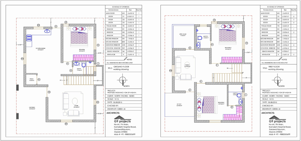 Modern House Plans As Per Vastu North Facing New 16 Best 30×40 House Plans with regard to 30 40 House Plans Vastu