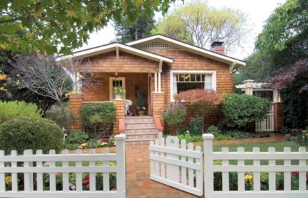 Modern House Styles: The Craftsman Bungalow - Design For The Arts & Crafts inside Luxury Arts And Crafts Bungalow