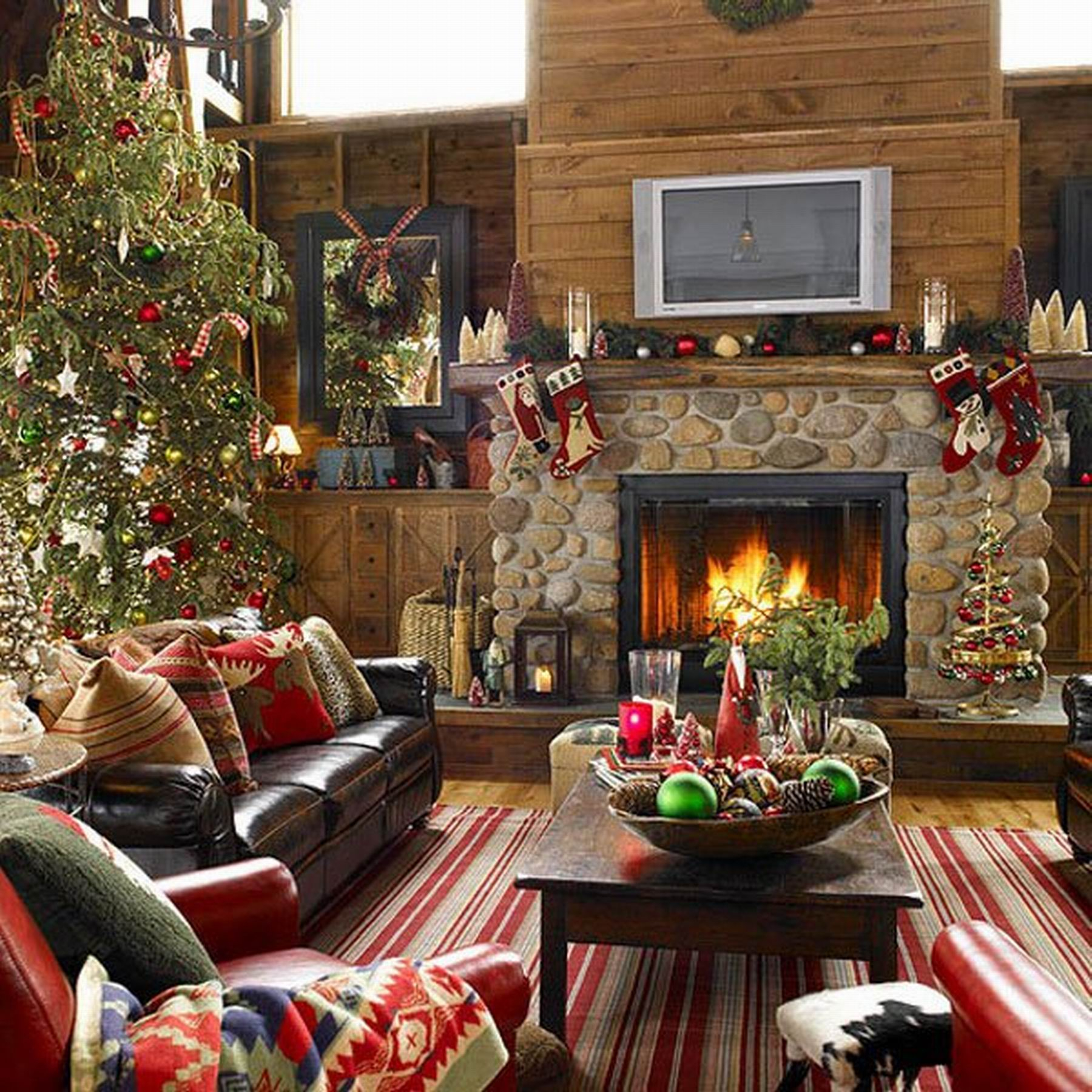 Modern How To Decorate My Living Room For Christmas - Living Room Ideas for New Christmas Living Room