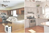 Modern How To Paint Kitchen Cabinets Before And After Painted Melamine pertaining to Painted Kitchen Cabinets Before And After