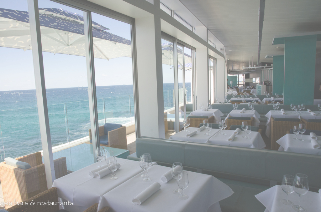 Modern Icebergs Dining Room & Bar – Bondi Beach – Sydney | Asia Bars with regard to The Dining Room Sydney