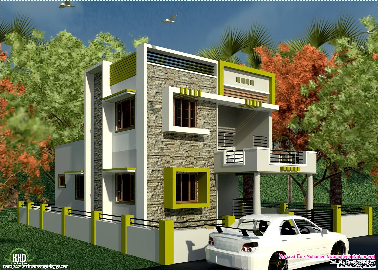 Modern Image Result For Small House With Car Parking Construction Elevation for Review Indian Home Elevation Design Photo Gallery