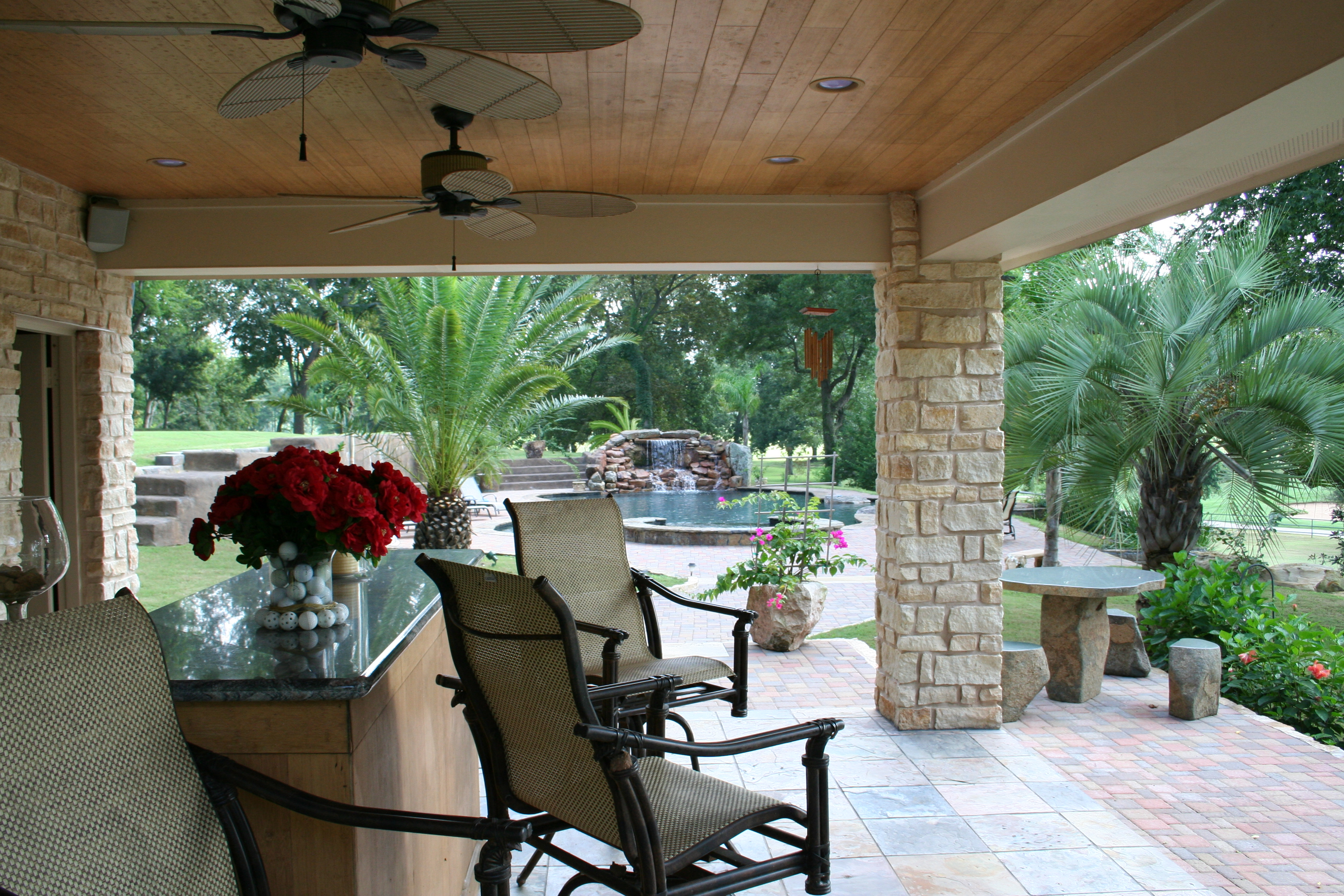 Modern Impressive Richards Total Backyard Solutions With Houston Swimming throughout Richard's Total Backyard Solutions