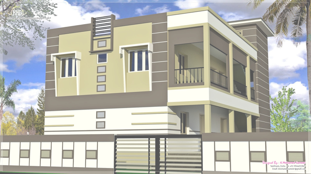 Modern Indian Home Exterior Design Photos Middle Class — House Style And with Indian Home Exterior Design Photos Middle Class