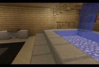 Modern Ingenious Inspiration Ideas Minecraft Bathroom Designs 13 Bathroom within Review Minecraft Bathroom Ideas