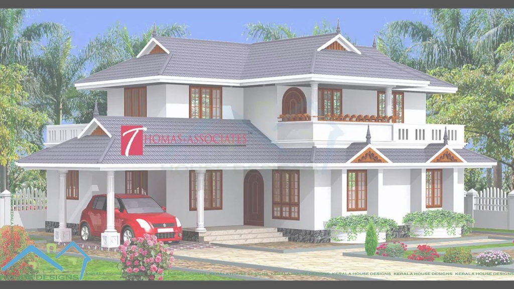 Modern Kerala House Model - Low Cost Beautiful Kerala Home Design - 2016 for Best of Kerala Style House Plans With Cost