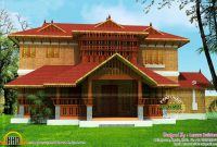 Modern Kerala Traditional Home Design – Kerala Home Design And Floor Plans with regard to Kerala Traditional House Plans With Photos