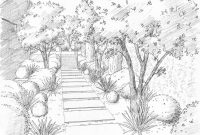 Modern Landscape Drawing Ideas Landscape Drawings | Renate's Drawings pertaining to Landscape Drawing Ideas