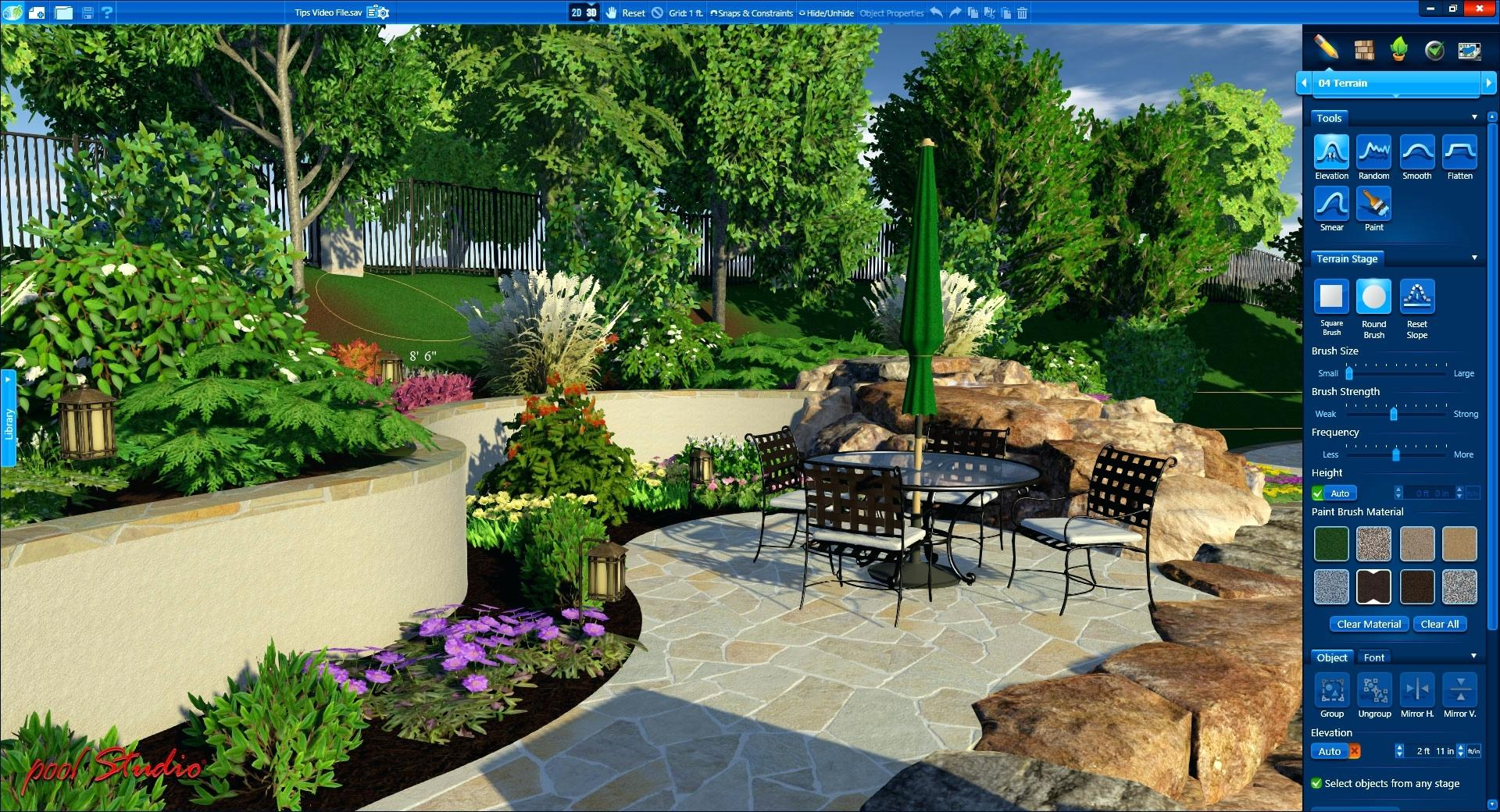 Modern Landscape Drawing Software Landscape Design Software Reviews Uk with Landscape Drawing Software